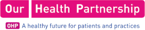 Our Health partnership Logo